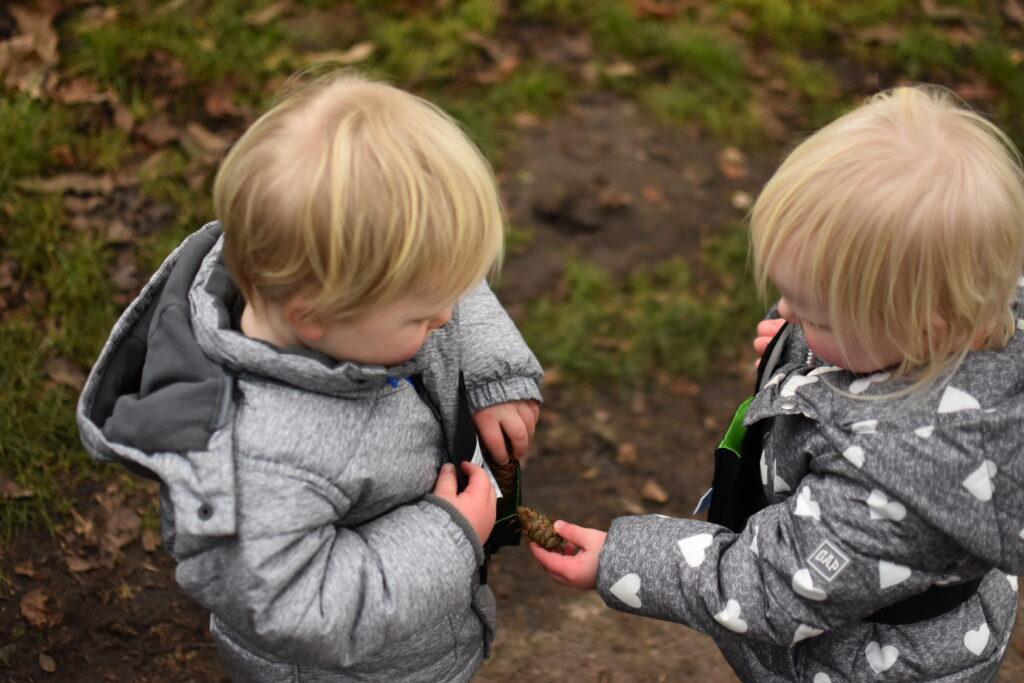 twins sharing