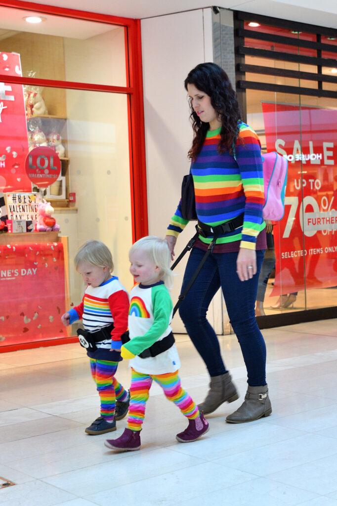 Adventure Belt toddler reins