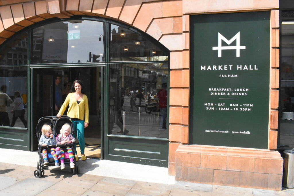 Market Hall Fulham review