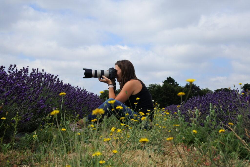 Surrey photographer Rachel Thornhill