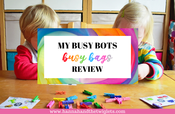My Busy Bots review