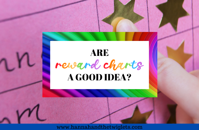 are reward charts a good idea
