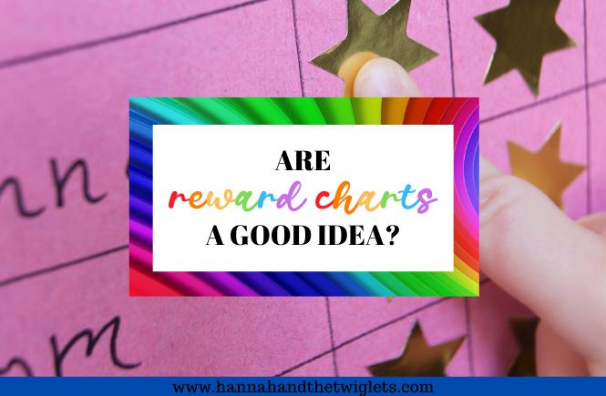 are reward charts a good idea