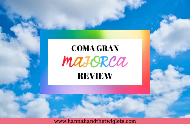 Coma Gran Majorca review