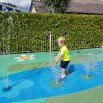 Peppa Pig World splash park