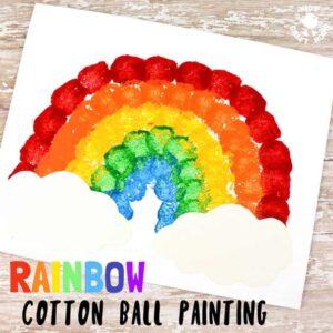 easy rainbow craft activities