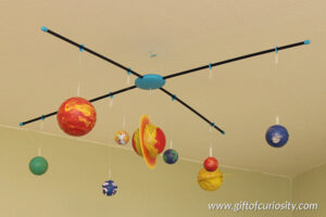 space-themed EYFS activities