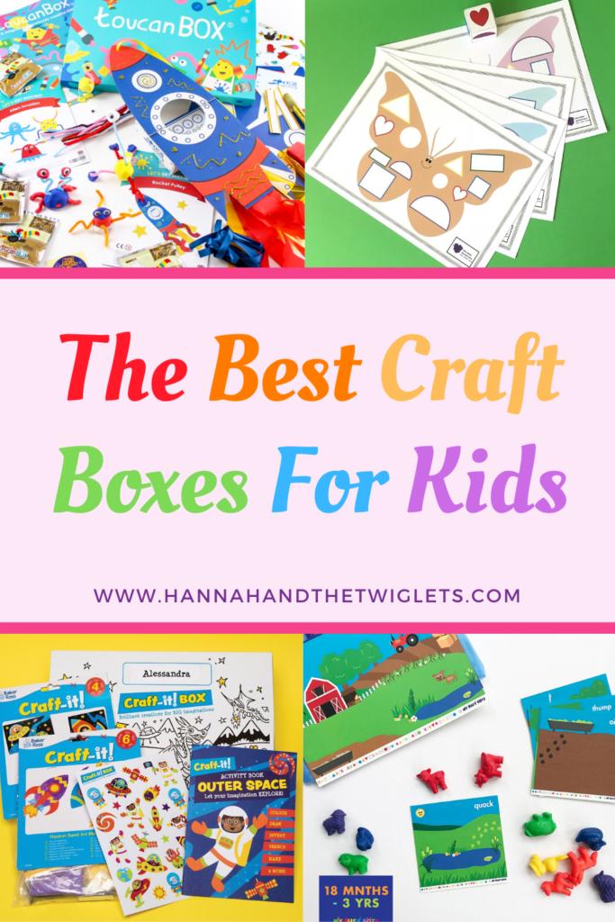 pinterest craft kits