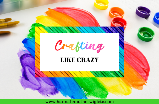 crafting like crazy