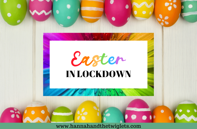 Easter in lockdown