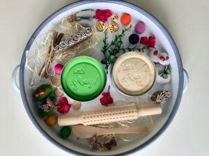 playdough craft kit