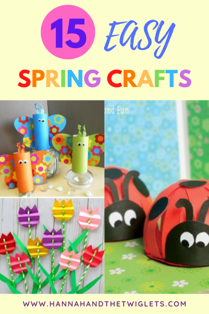 easy spring craft ideas