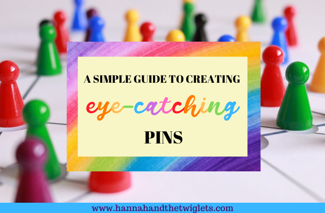 creating eye-catching pins
