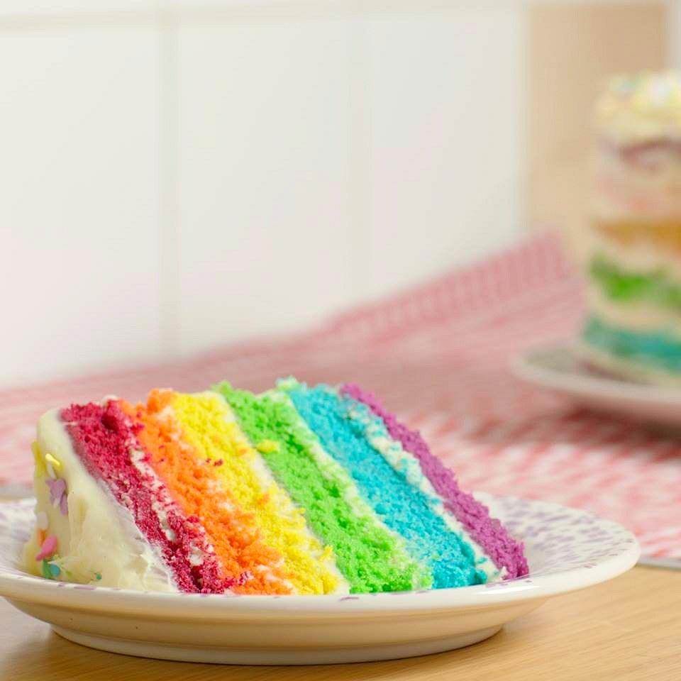rainbow sweet recipes