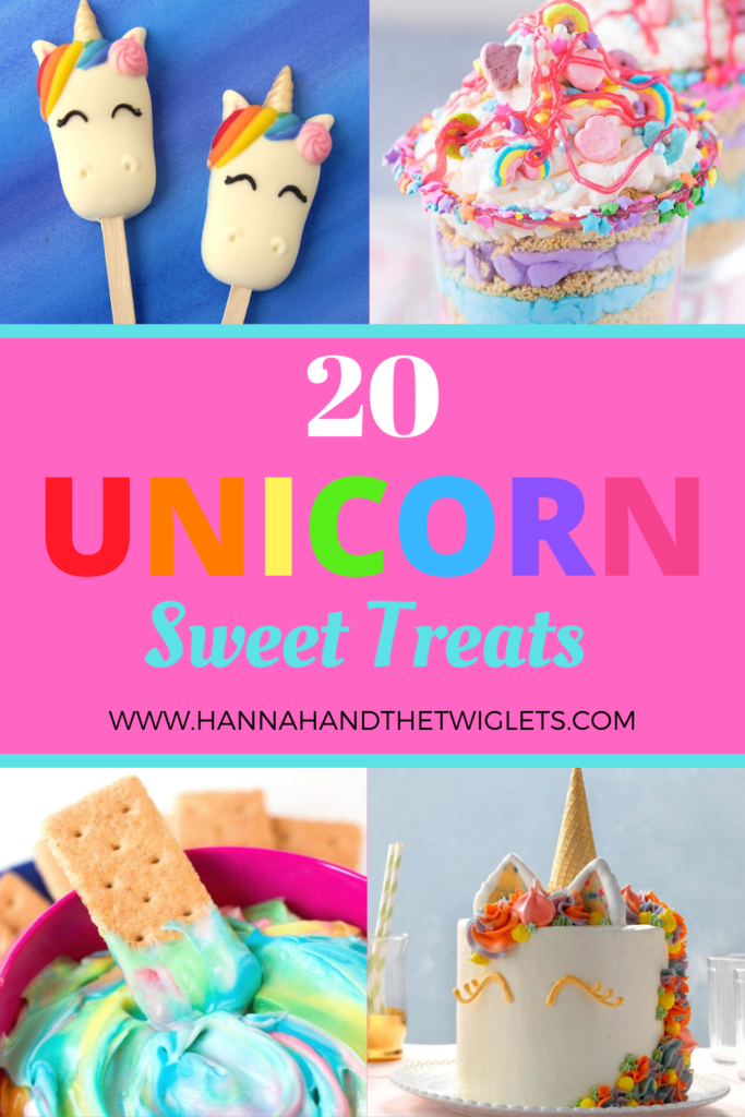 unicorn sweet treats