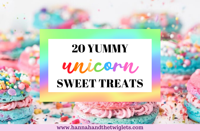 unicorn sweet treats