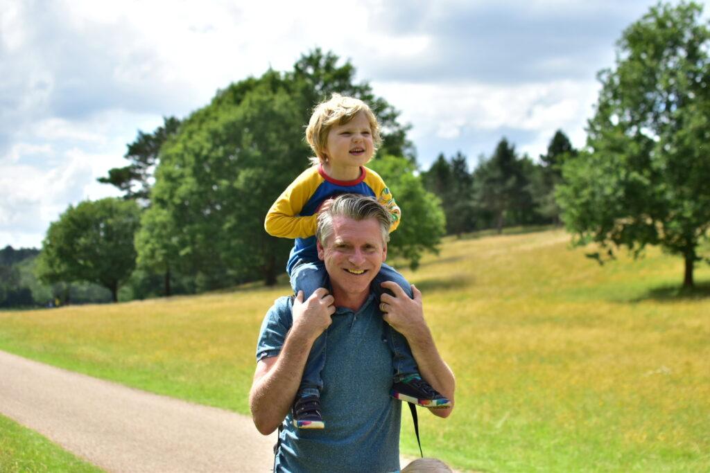 visiting Painshill Park