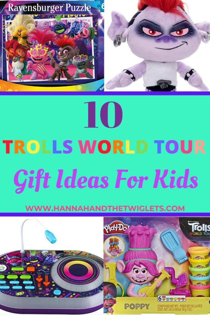 10 Trolls World Tour Gift Ideas For Kids