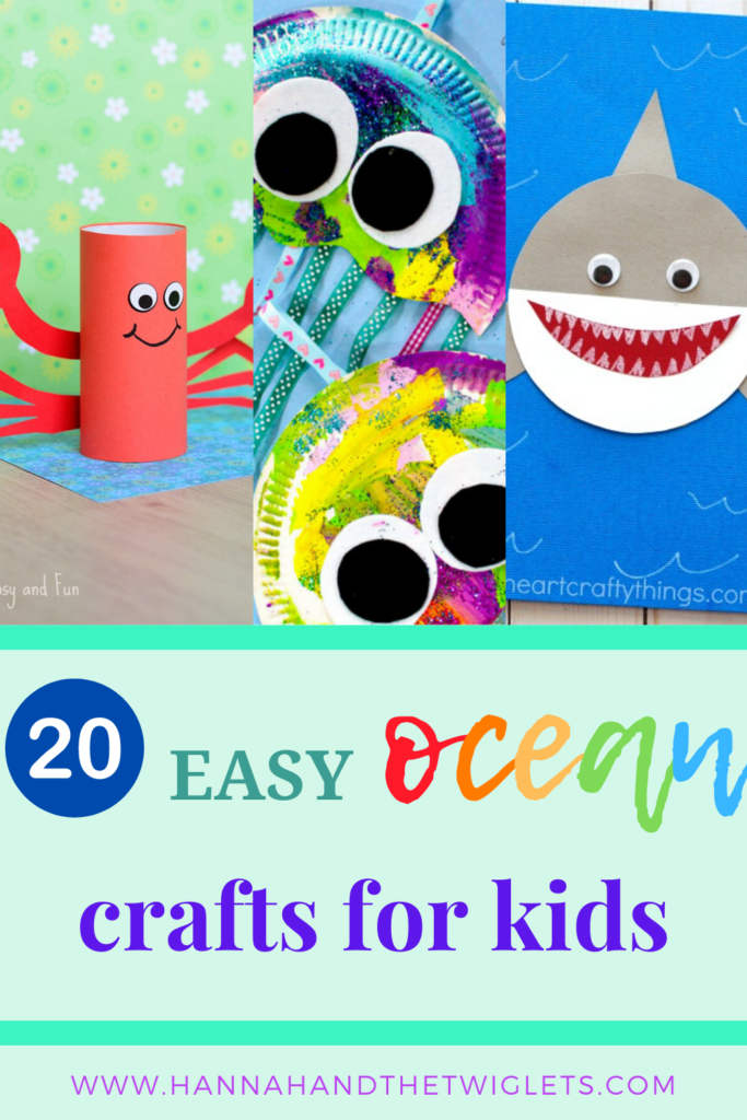 easy under the sea craft ideas