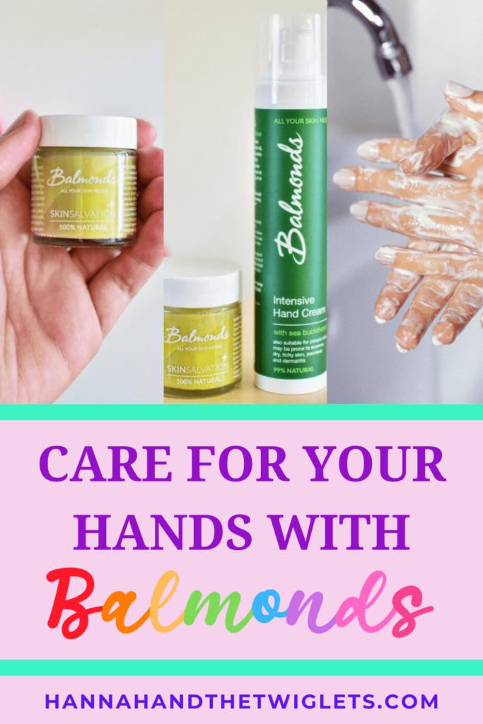 Balmonds natural skincare review