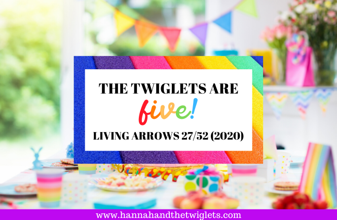 the twiglets are five