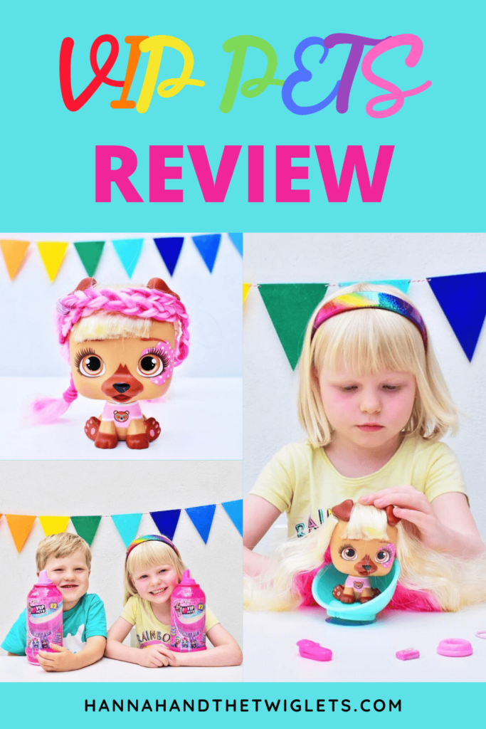 IMC Toys VIP Pets review