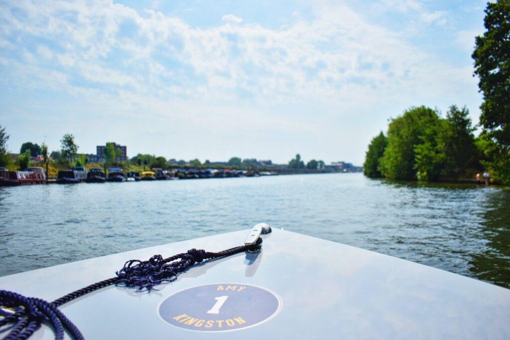 GoBoat Kingston trip