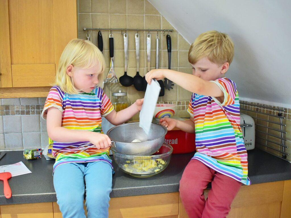 twins baking