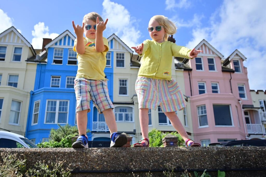 Family holiday in Suffolk Aldeburgh