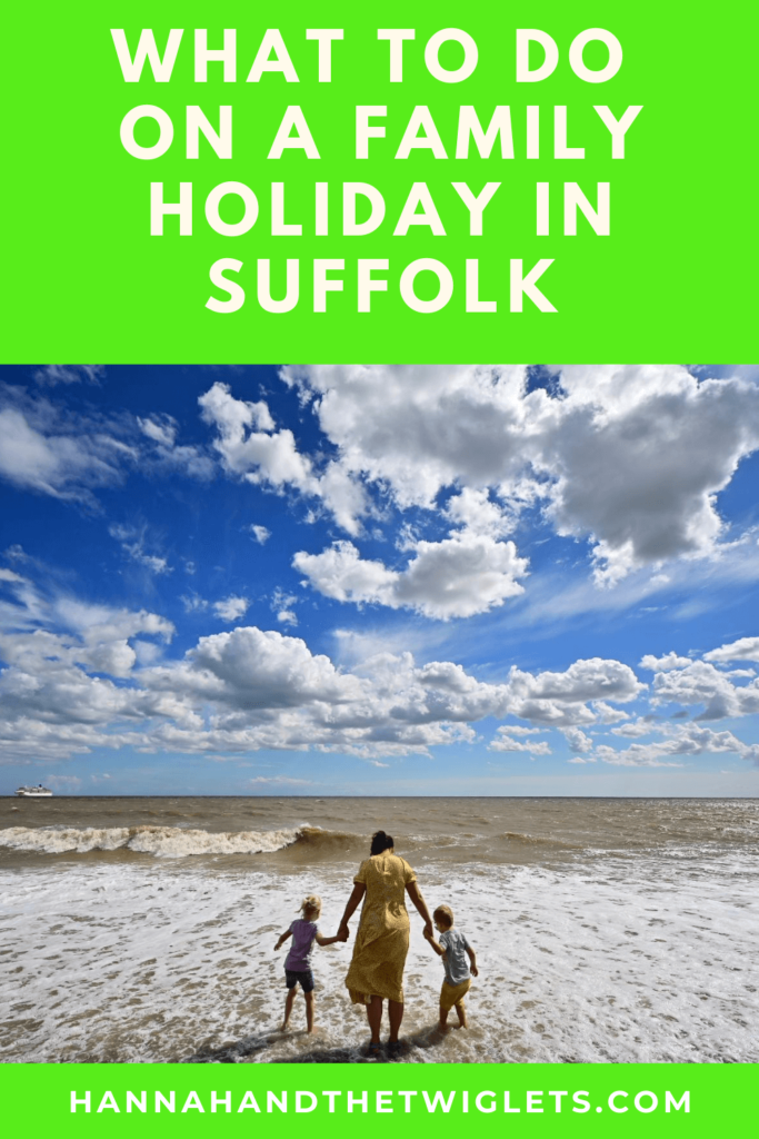 Family Holiday in Suffolk Pinterest