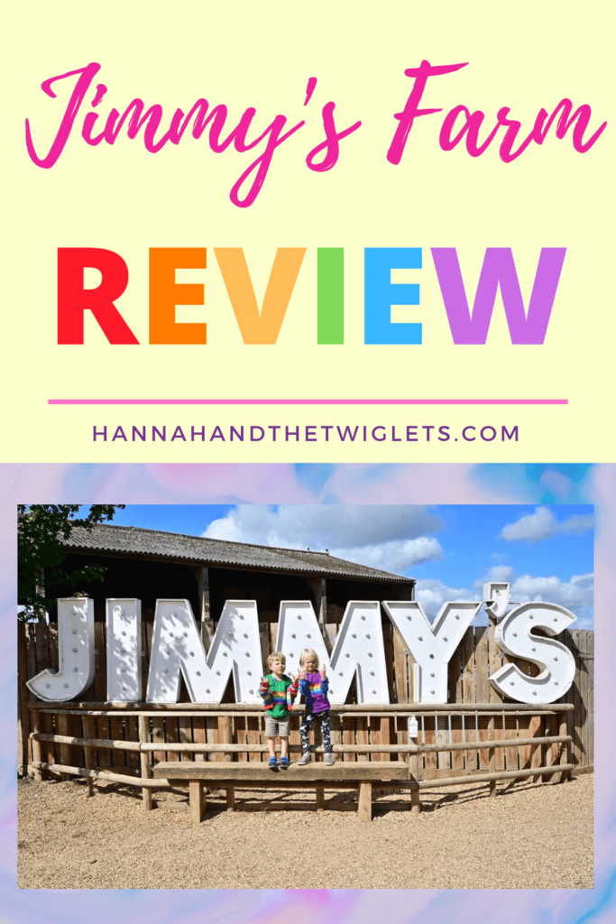 Jimmy's Farm Ipswich review Pinterest