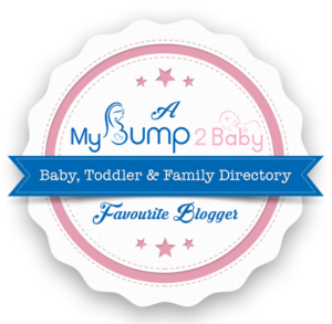 My Bump 2 Baby blog badge
